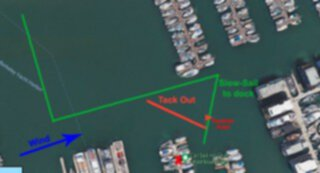 Keelboat Docking - Part 3 - Planning a Bail-Out